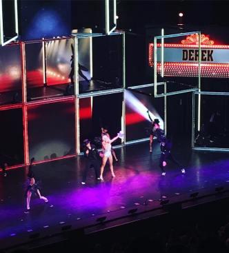"""I love them! 😍😍@juleshough @derekhough #moveliveontour"" courtesy d_a_n_a__m_a_r_i_e ig"