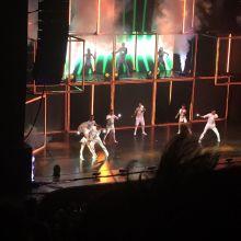"""#moveliveontour #movebeyond #dance #birmingham"" courtesy lwalk86 ig"