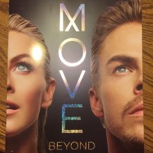 """Move Beyond was AMAZING!!! 💖😊💃🏼🕺🏼🎶 #movebeyond #moveliveontour @juleshough @derekhough"" Courtesy mgarver5 ig"