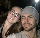 """last night was the best.❤️ more posts coming later :) @juleshough @derekhough #moveliveontour"" - Move Beyond - Morristown, New Jersey - May 3, 2017 Courtesy grace.mccombs IG"
