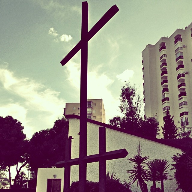 Crosses, Cabo Roig - from Instagram