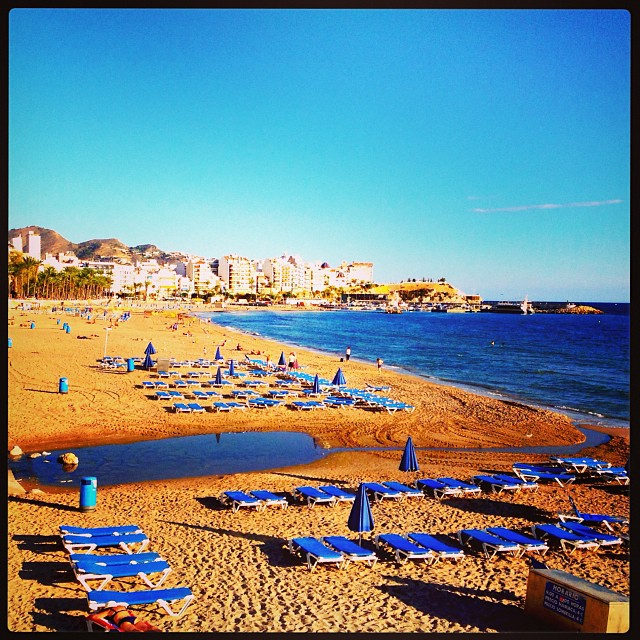 Benidorm - from Instagram