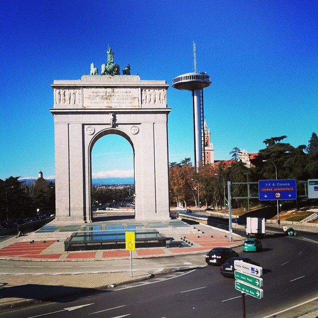 Moncloa, Madrid - from Instagram