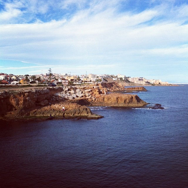 Coves, Torrevieja - from Instagram