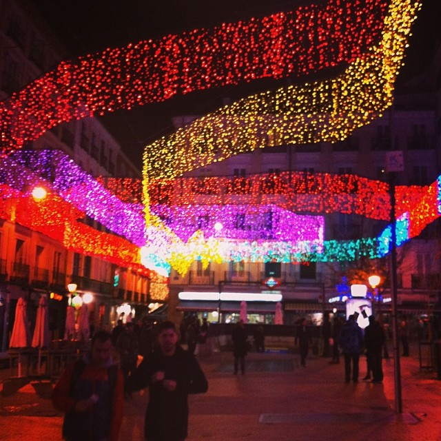 Plaza de Chueca - from Instagram