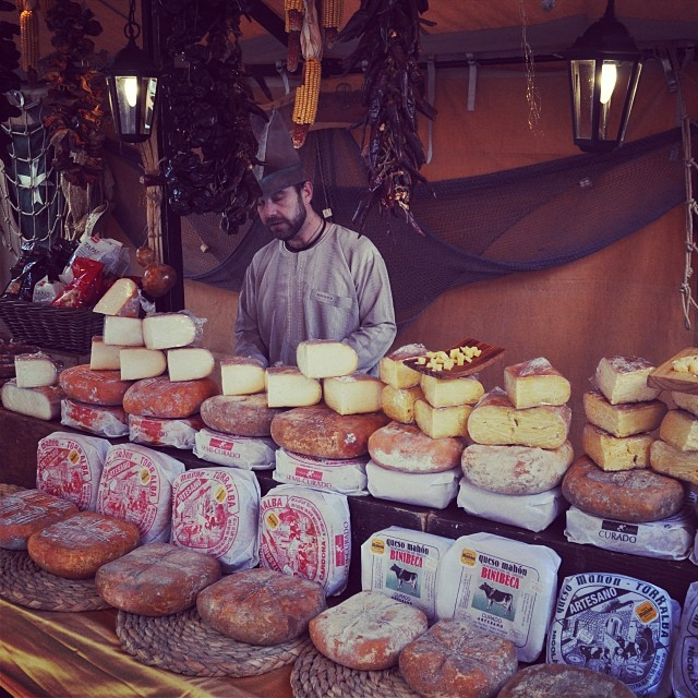 Medievil Market, Orihuela - from Instagram
