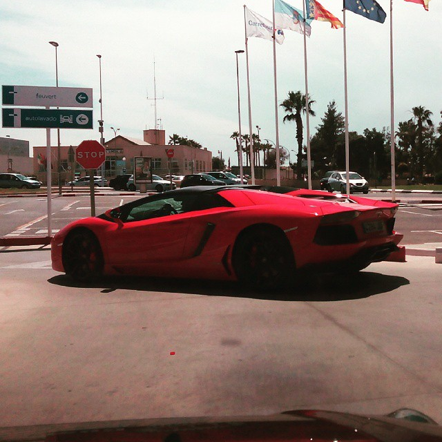 #ferrari #torrevieja #carrefour #spain #españa #costablanca - from Instagram