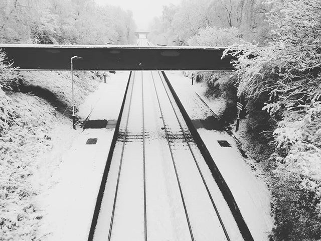 #Brinnington #autohash  #road #nature #vehicle #guidance #water #outdoors #travel #traveling #visiting #instatravel #instago #dirty #steel #railway #bridge #winter #industry #street #train #wood #line #urban - from Instagram
