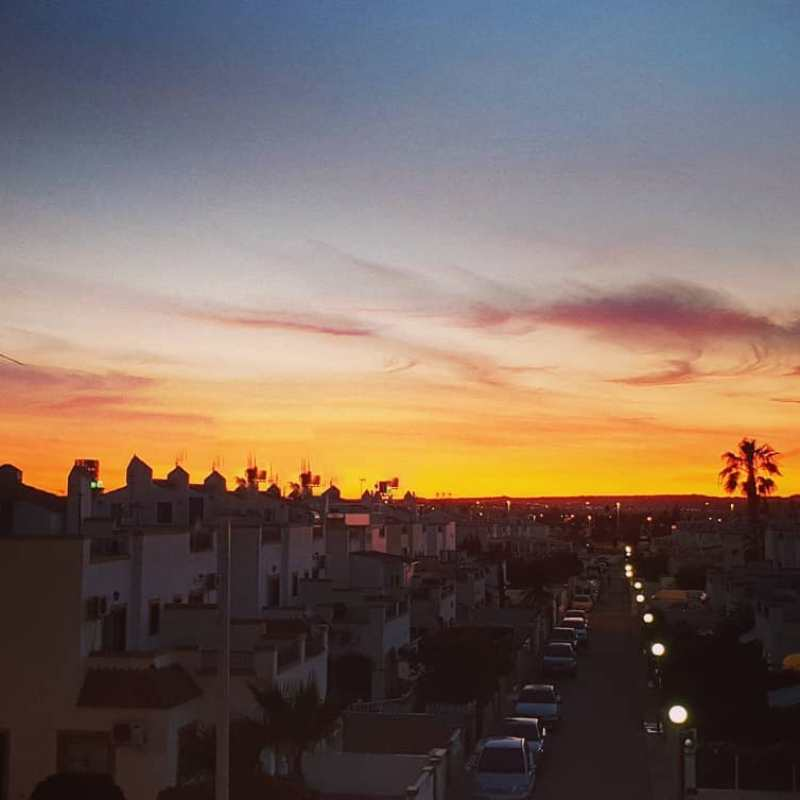 #autohash #Torrevieja #Spain #ComunidadValenciana #panoramic #sunset #cityscape #city #dusk #silhouette #architecture #skyline #sky #evening #panorama #dawn #light #travel #traveling #visiting #instatravel #instago #building #outdoors #tower #town #tourism #puestadesol - from Instagram