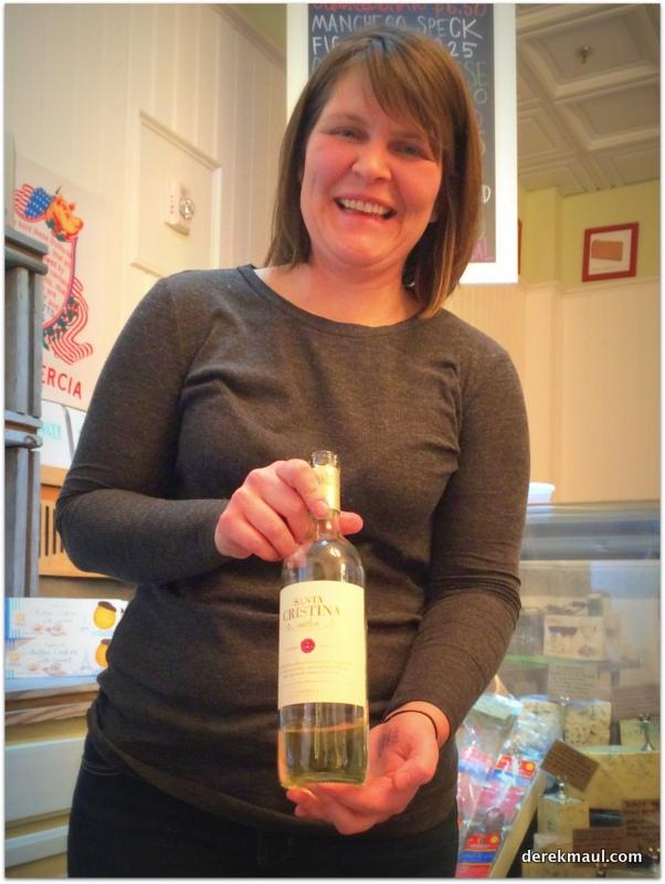 Samantha from Bottle Mixx
