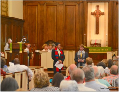communion shared