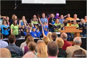 wonderful choir