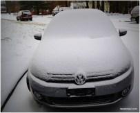 my VW Golf