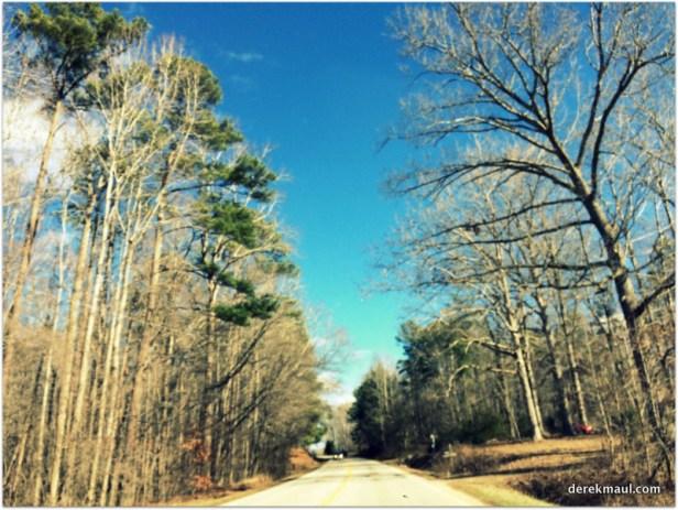 North Carolina roads