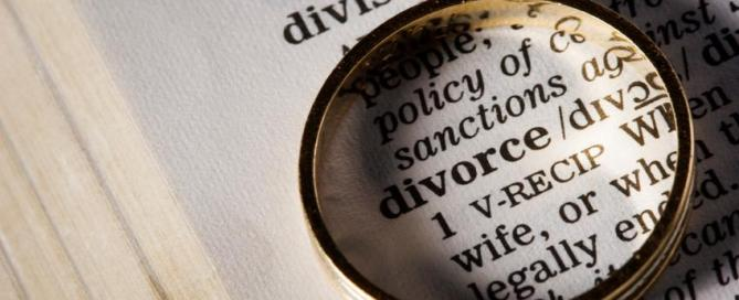 divorce refinance