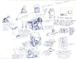 Bärenbraut Studies