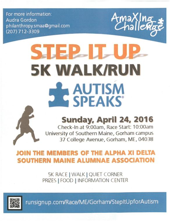 Gorham Autism walk-run