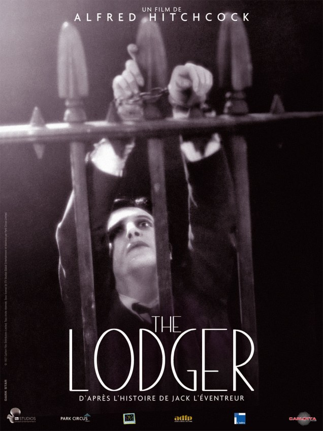 Image result for Alfred Hitchcock 1927 THE LODGER