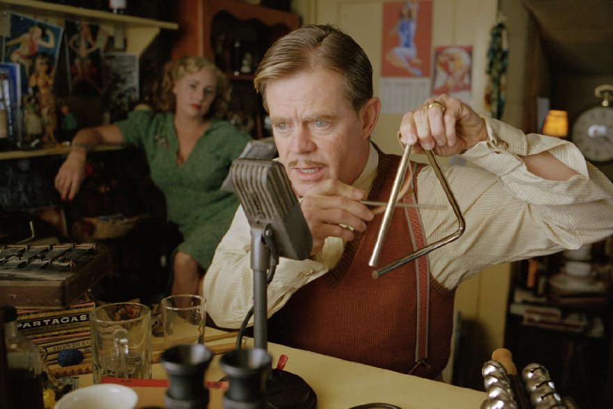 Image result for william h macy seabiscuit