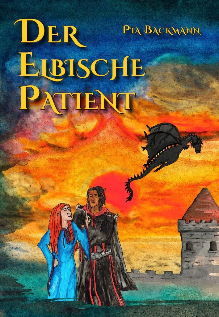 """Cover von """"Der Elbische Patient"""""""