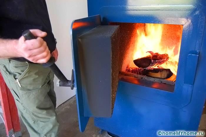 Загрузка топлива не может быть автоматизирована