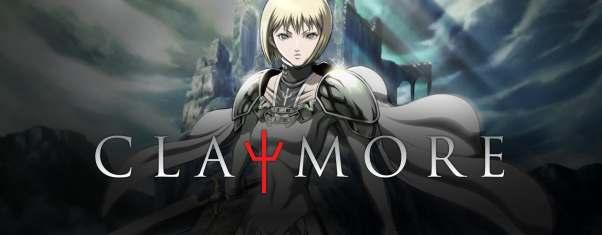 anime like demon slayer - claymore