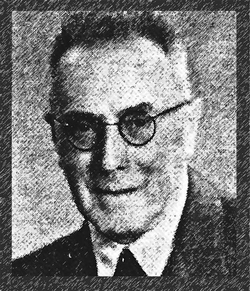 Porträt von Gottlieb Imhof