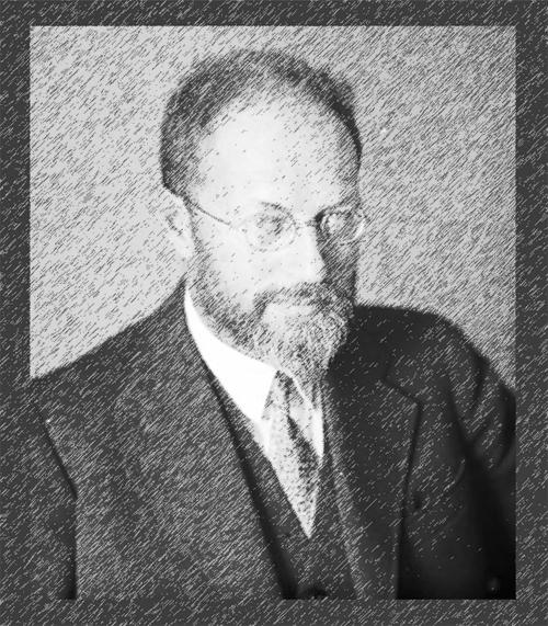 Porträt Ernst Rüst