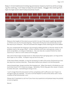 Boundary, Installation Instructions, 2005 (page 5)