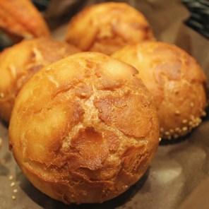 boulangerie gout(ブーランジュリーグウ)米粉のダッチアンパン