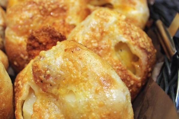 boulangerie gout(ブーランジュリーグウ)ベーコンポテトチーズ