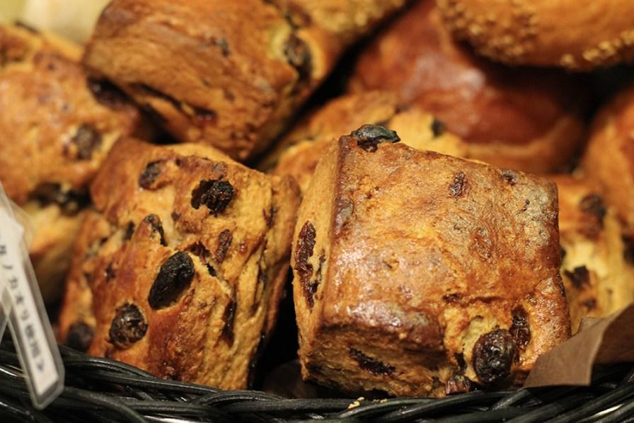 boulangerie gout(ブーランジュリーグウ)石臼挽き全粒粉のレーズンスコーン石臼挽き全粒粉のレーズンスコーン