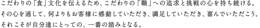 boulangerie gout(ブーランジュリーグウ)経営理念