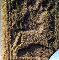 shapeshifting forest centaur, Maiden Stone