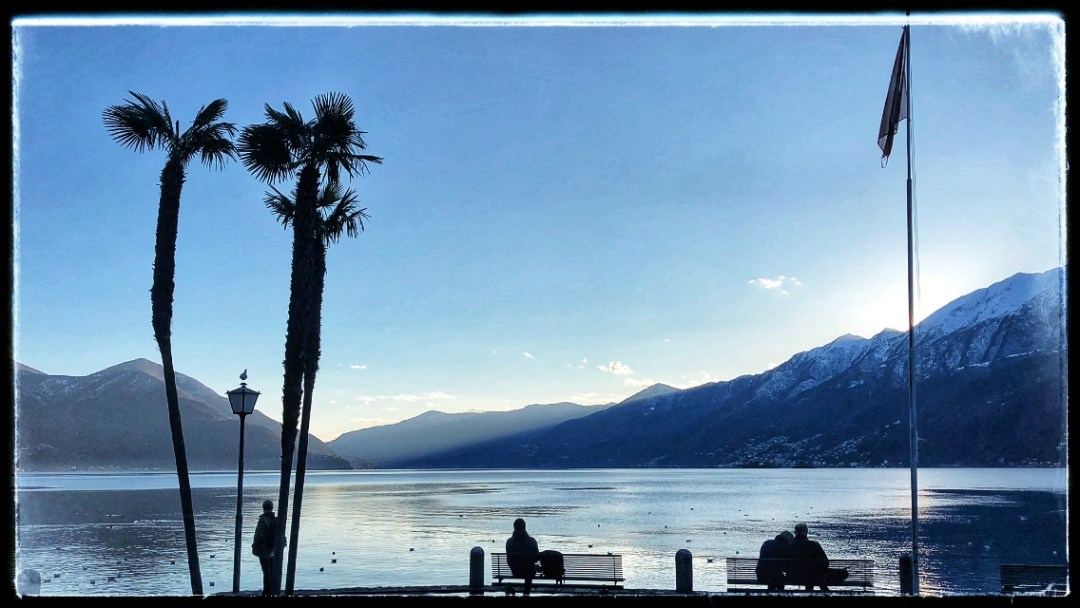 Make Ticino great again: Uferpromenade in Ascona