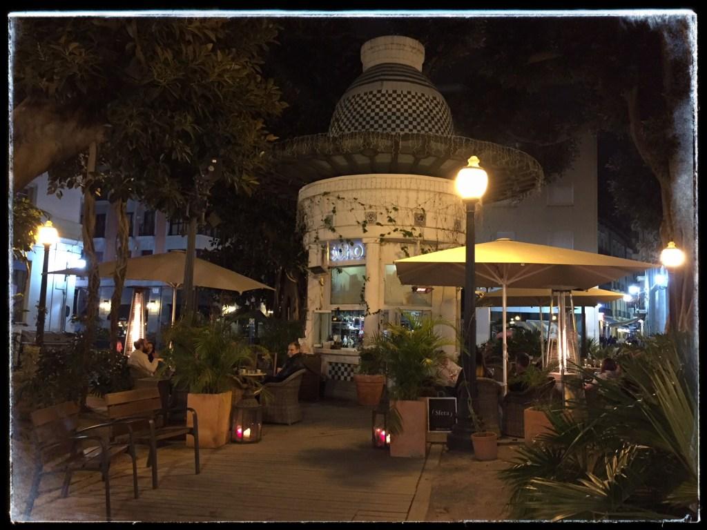 Meine Besten 2017: Soho Parc, schöner Kaffee-Stopp in Alicante