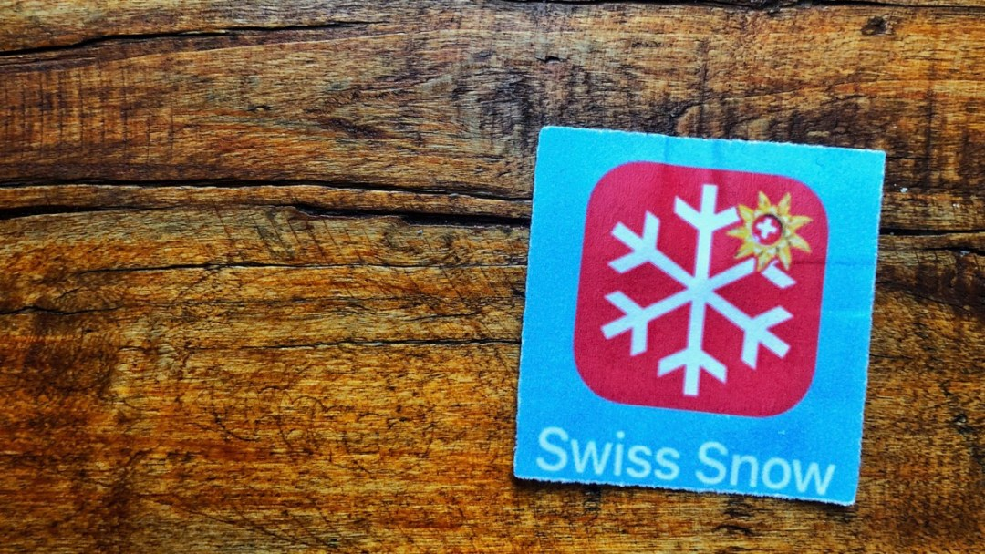 Swiss Snow, Reise-App für den Winter