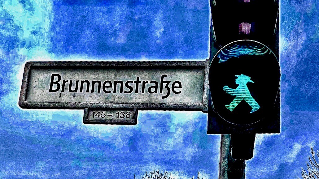 BRUNNENSTRASSE BERLIN MITTE: HIP, RAU, WOW