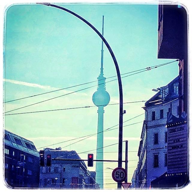 Brunnenstrasse Berlin Mitte