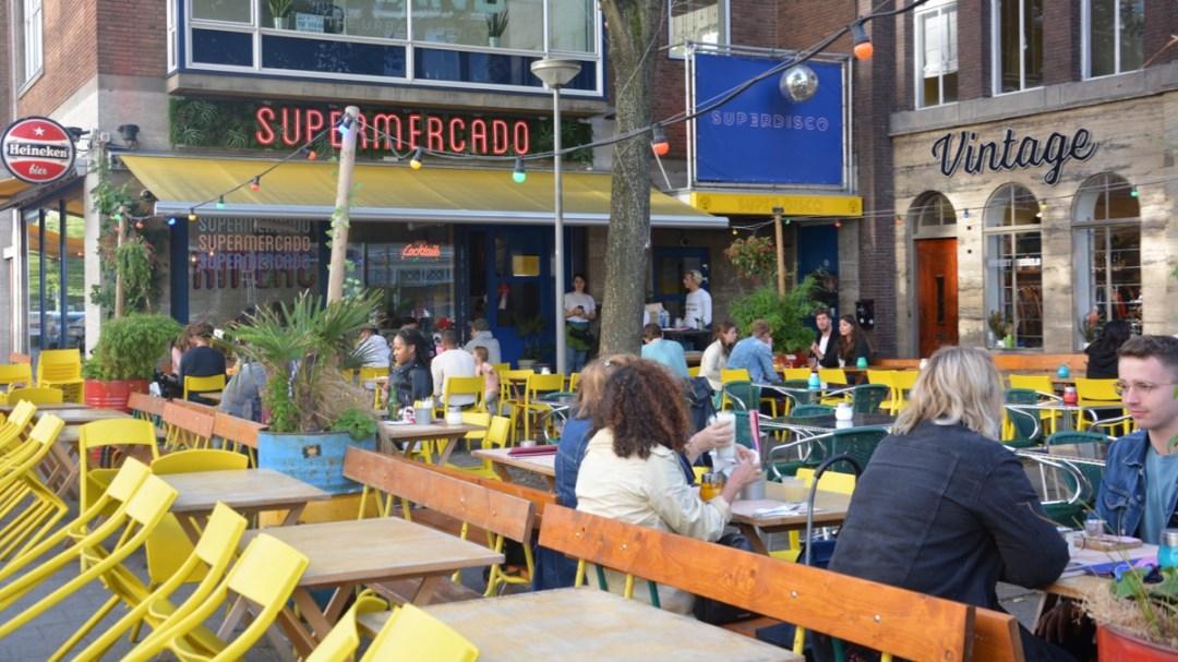 Supermercado Rotterdam