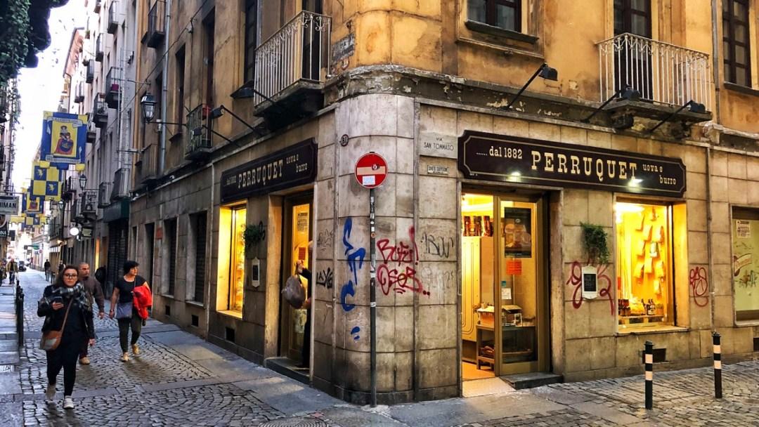 Via Giuseppe Barbaroux Turin