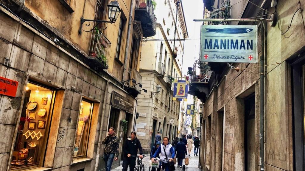Torino Via Giuseppe Barbaroux