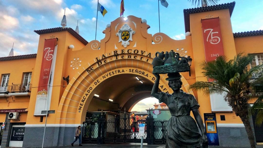 Merado Nuestra Señora de Africa, Santa Cruz de Tenerife