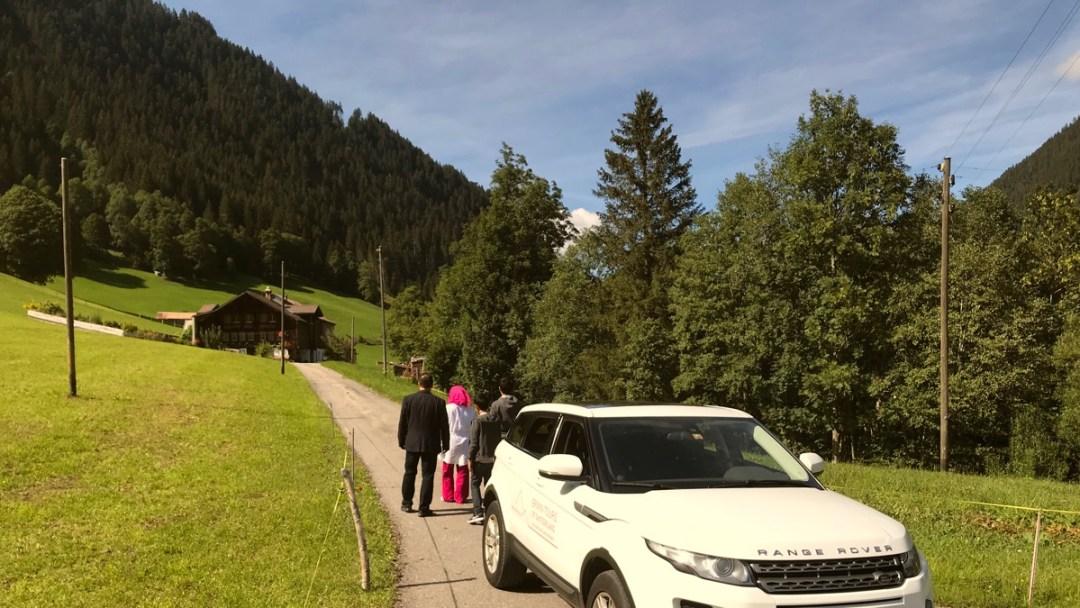 Filmreisen in der Schweiz: Bollywood-Tour