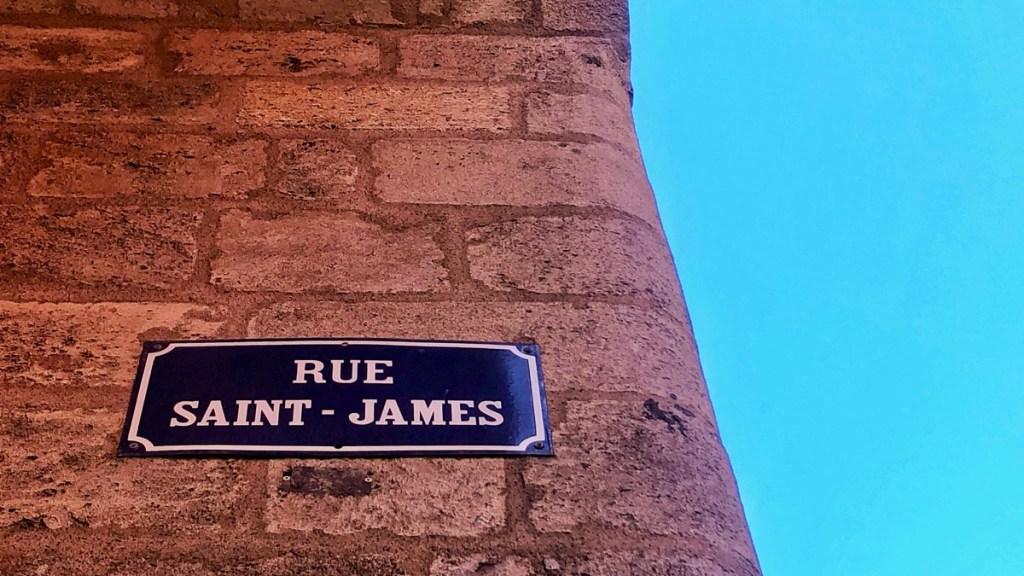 Rue Saint-James Bordeaux