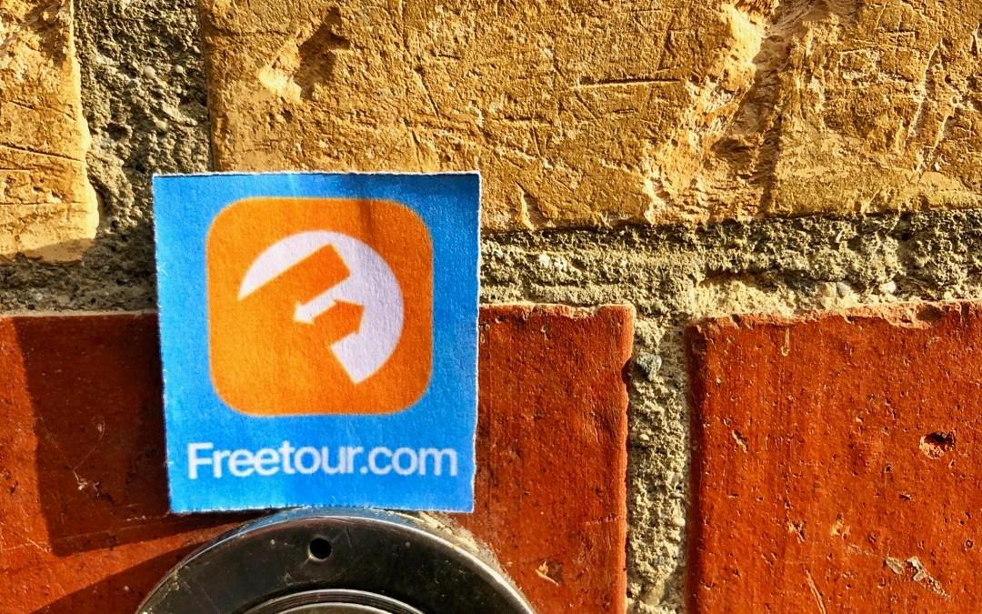 REISE-APP FREE TOUR: WAS IST EINE «KOSTENLOSE» STADTFÜHRUNG WERT?