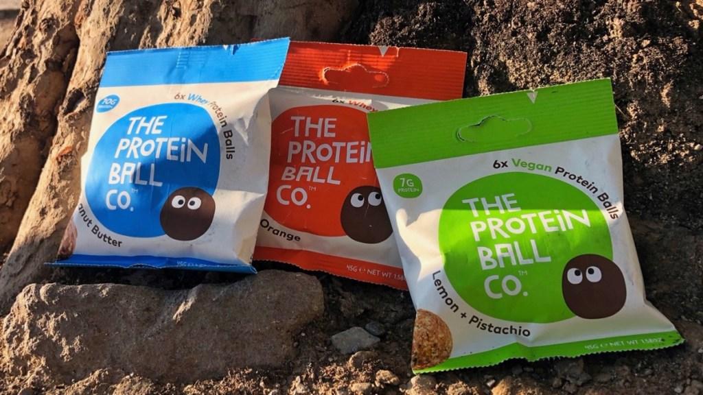 Reiseproviant im Test: Wie schmecken Protein-Bällchen