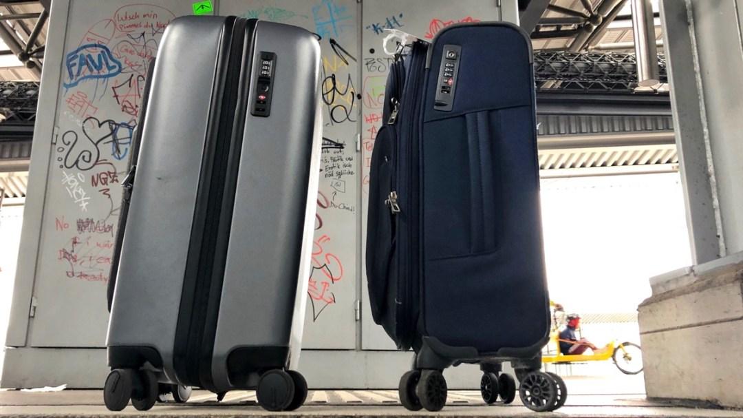 Smarter Koffer Jey & Em im Test