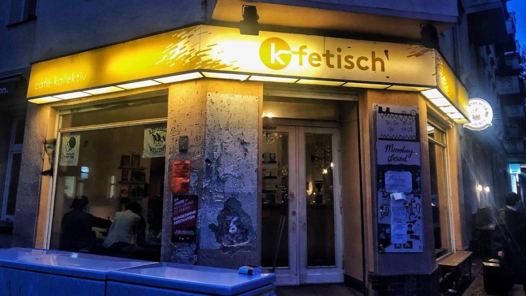Ausgehen in Berlin: k-fetisch an der Weserstrasse.