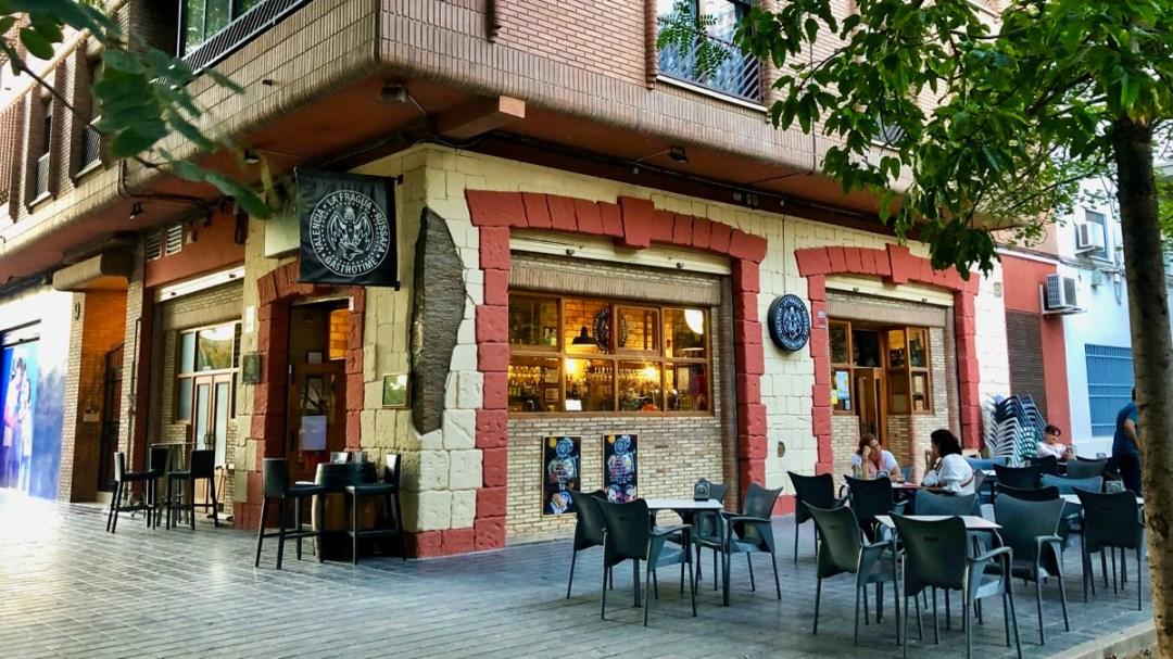 Ausspannen und geniessen in Valencia: Reiseblog der Internaut über das Cafe La Fagua Gastro Time